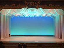 大ホール:舞台