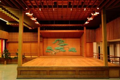 小ホール:舞台