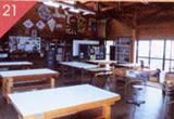 クラフト教室 内部