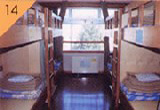 2F 宿泊ルーム(8人×6室)